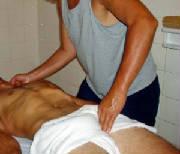 Massage Therapy for Sciatica/Prostatitus